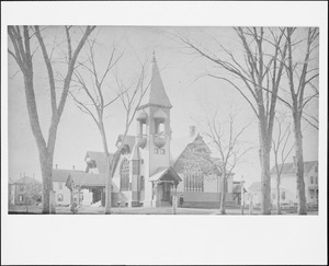 Congregational Church, Great Plain Avenue & Linden Street