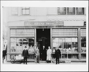 Adams Brothers Store