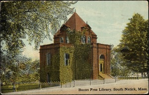 Bacon Free Library, South Natick, Mass.