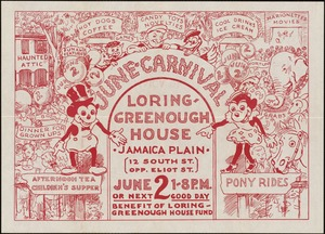 June-carnival Loring-Greenough House