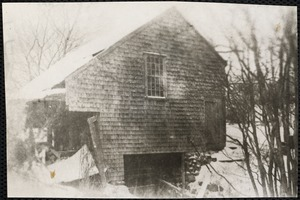 Marston's gristmill 1920