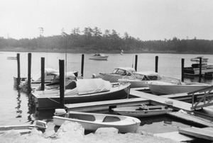 Prince's Cove Marina, built by Wilbur Cushing in 1965 for $35,000