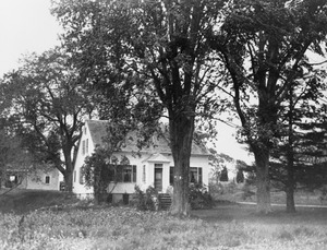 Benjamin and Isaac Crocker farmhouse