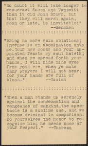Frederic M. Packard typed note (postcard) to [Aldino] Felicani, [August 1933?]