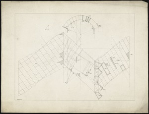 Design for arch/entrance of Hoosac Tunnel