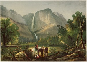 Yosemite Fall, Yosemite Valley, California