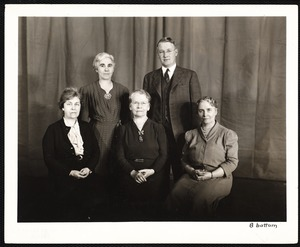 Belle M. Nixon. Michael S. Conlon. Cara M. Hassell. Mary A. McConnell. Katherine M. McCarty.