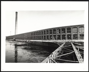 Upper Pacific Mills no. Canal Street
