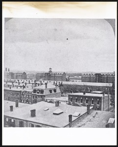 Bay State Mills (from stereograph)