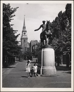 Old North Church & Paul Revere