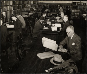 BPL Kirstein Library