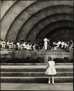 The Hatch Shell, Fiedler + Esplanade concert