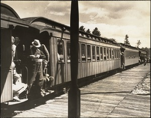 Bridgton & Harrison Railway