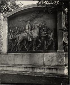 The Shaw Memorial
