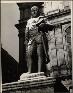 Beng. Franklin - City Hall, Boston