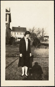 Alumnae photos - Mary Keith Newell, class of 1927, 1925-1926