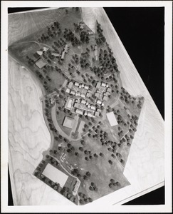 Architects plans. New campus