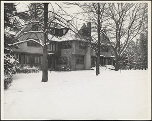 1957 - Hampden House