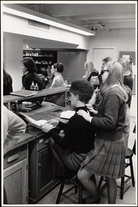 Mothers Day 67. Chemistry lab