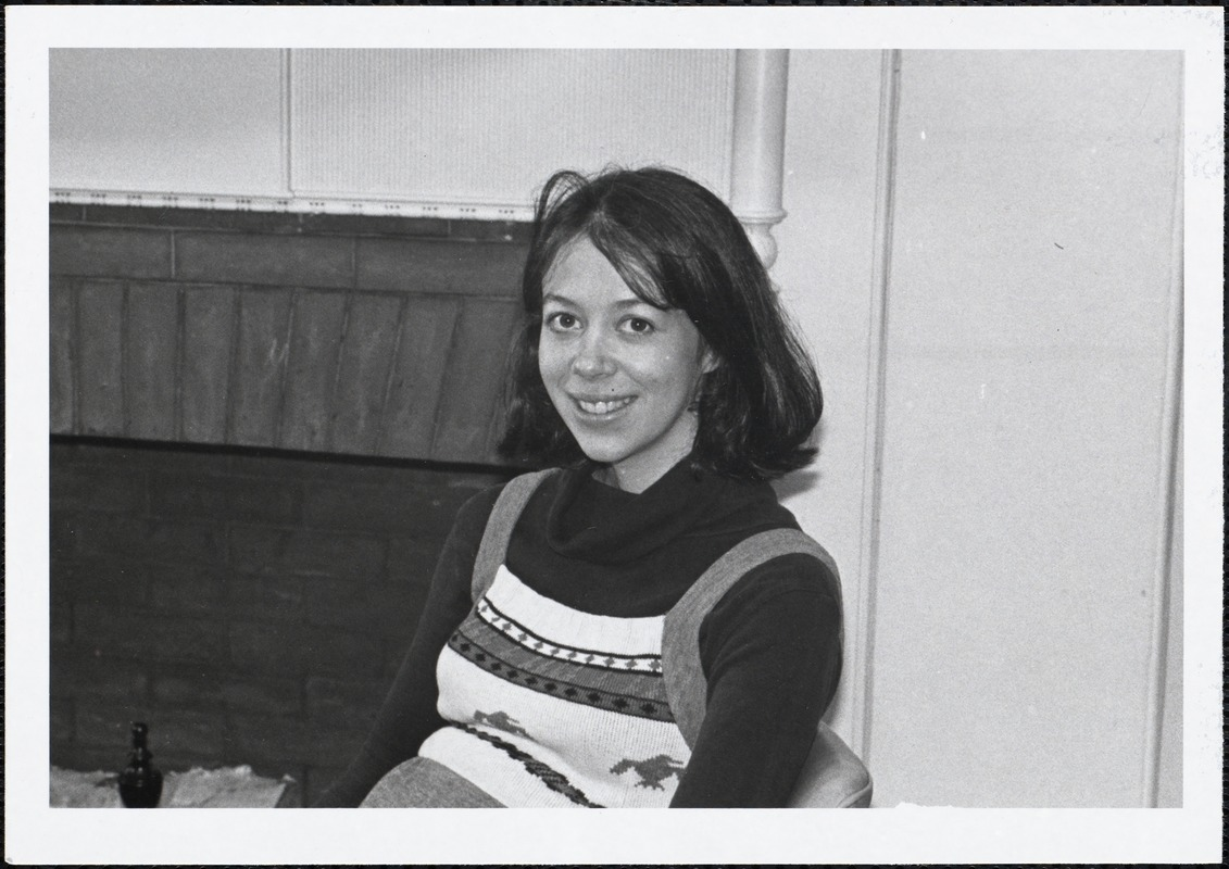 Allison Reingold, Fall '81. Admin contact, dir. of publications