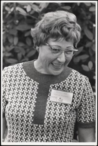 Edith Rowe, dean of students