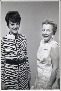 Linda Laughlin Haskell '59, Mrs. Ferry