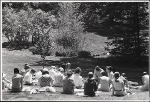 Pine Manor Faculty and Students, 1920s-1970s