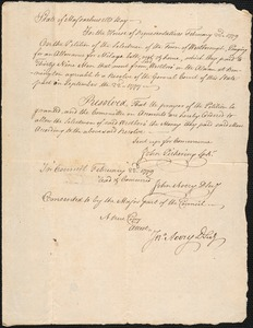 Payments by the State of Massachusetts to Westborough, 1779-1792