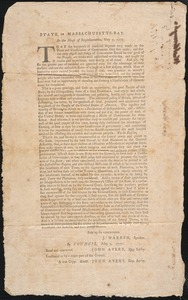 State Constitutional Convention for Massachusetts, 1777-1780
