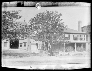 Ahira Porter's stable, Nathaniel Cross Home