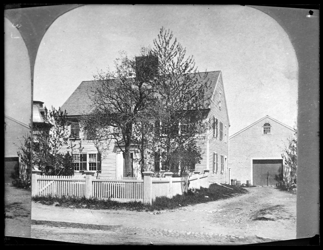 Col. Southworth's house