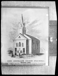First New Jerusalem Church