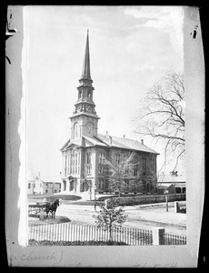 Old brown church Congregational
