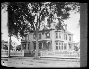 Franklin Packard residence