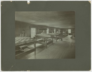 Mattress Room, Workshop for the Blind, South Boston