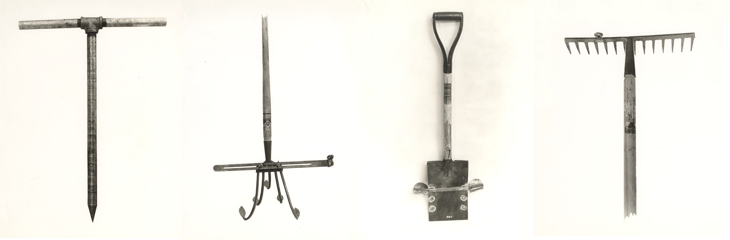 Adapted Agricultural Tools, Perkins School for the Blind