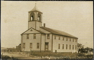 Truro Centre Congregational Church, Truro, Mass.