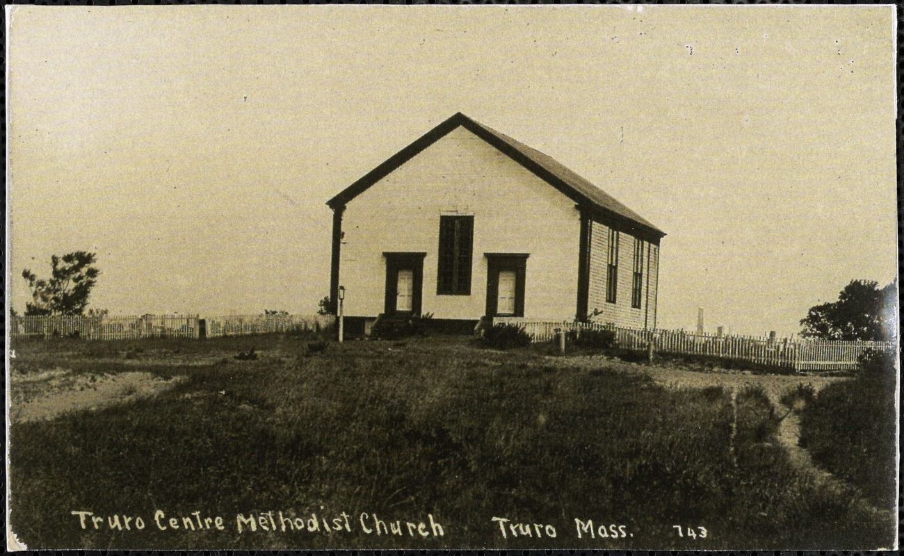 Truro Centre Methodist Church, Truro, Mass.