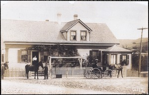 Truro Center P.O. (before 1910).