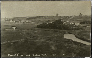 Pamet River and Castle Road, Truro