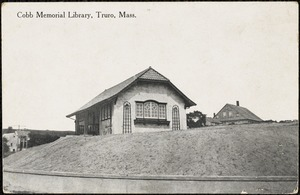 Cobb Memorial Library, Truro, Mass.