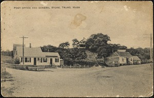 Post office and general store, Truro, Mass