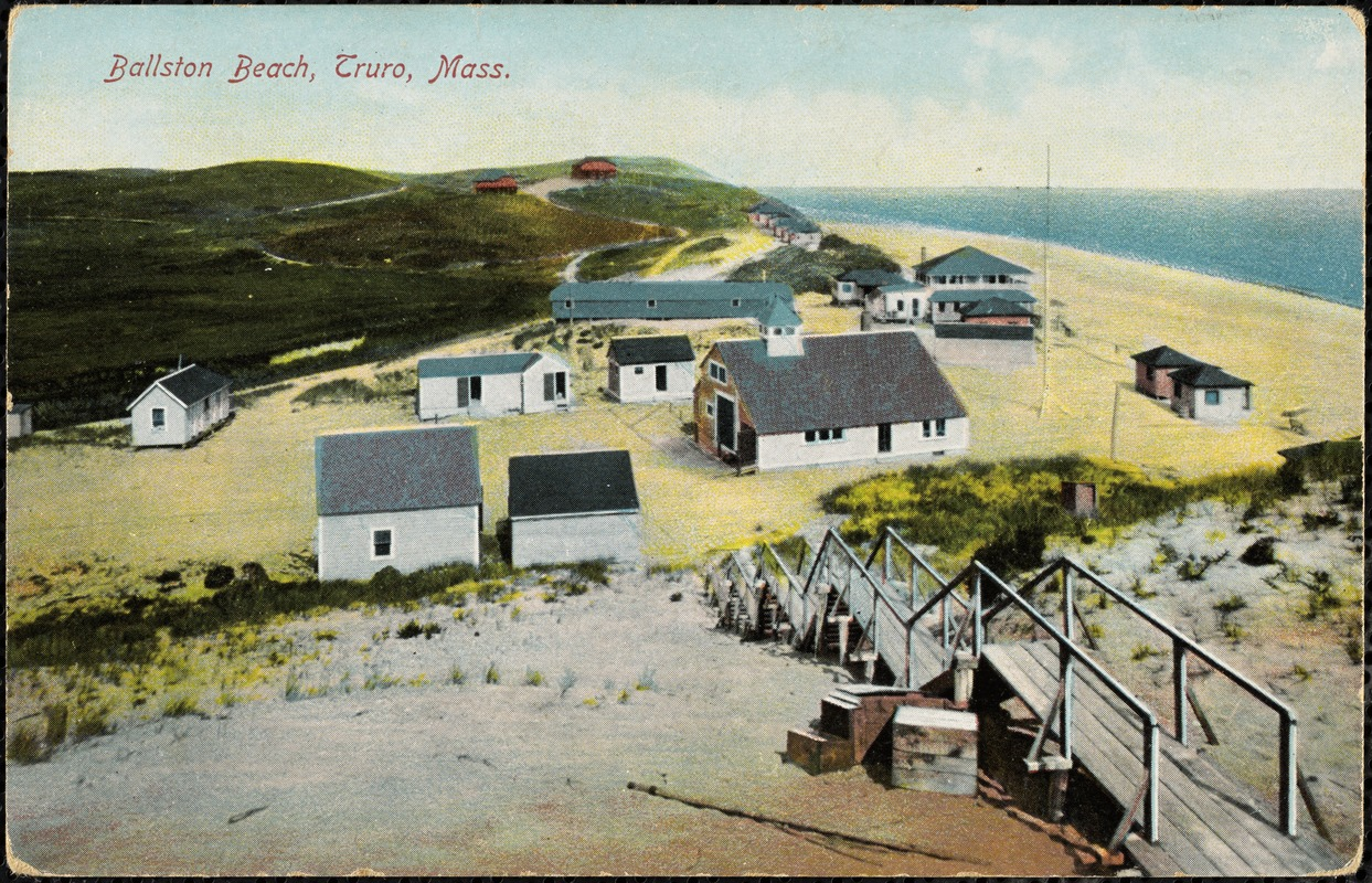 Ballston Beach, Truro, Mass.