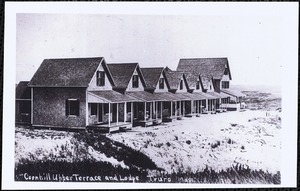 Cornhill Upper Terrace and Lodge, Truro, Mass.