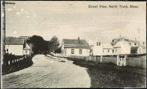 Street view, North Truro, Mass.