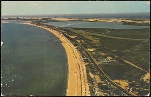 Along Cape Cod Bay and Pilgrim Lake, North Truro, Cape Cod