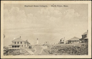 Highland House Cottages, North Truro, Mass.