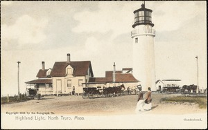 Highland Light, North Truro, Mass.