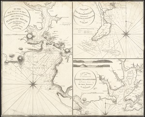 To the Right Honorable the Master, Wardens & Elder Brethren of the Trinity House, this Chart of Plymouth Sound is ... dedicated