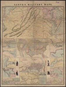 Lloyd's military maps